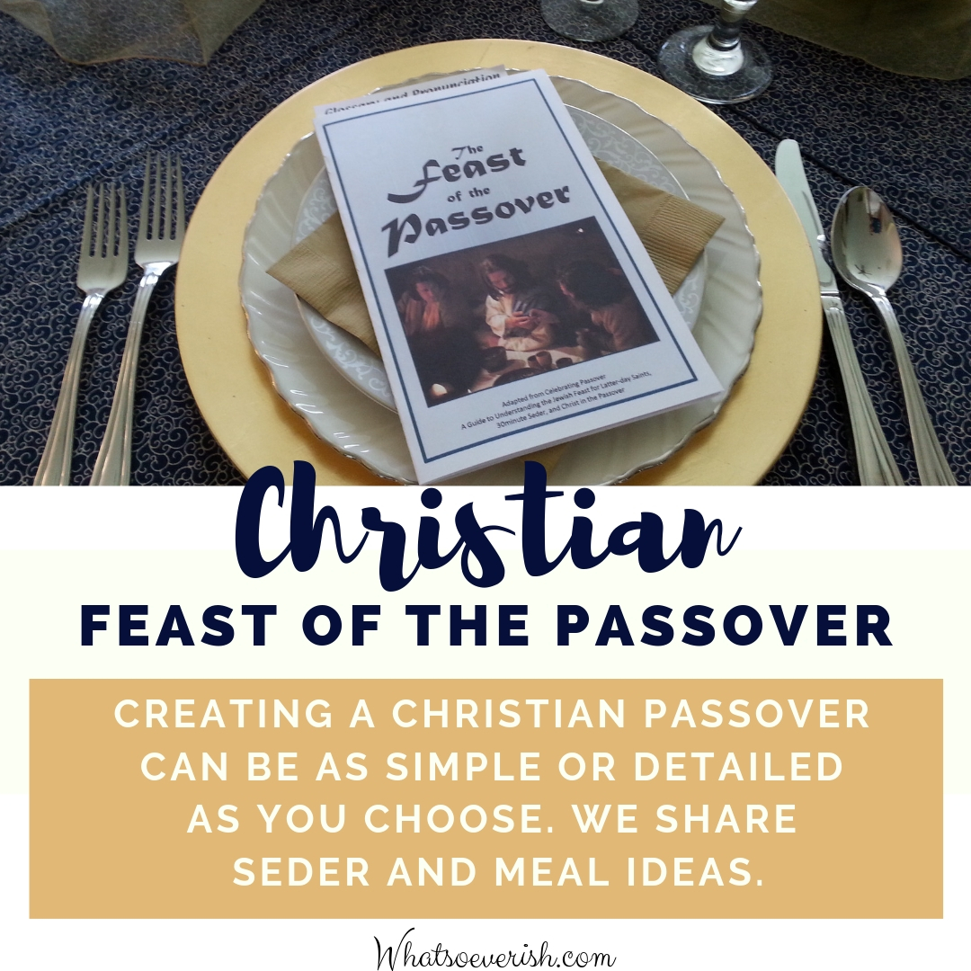Christian Feast of the Passover