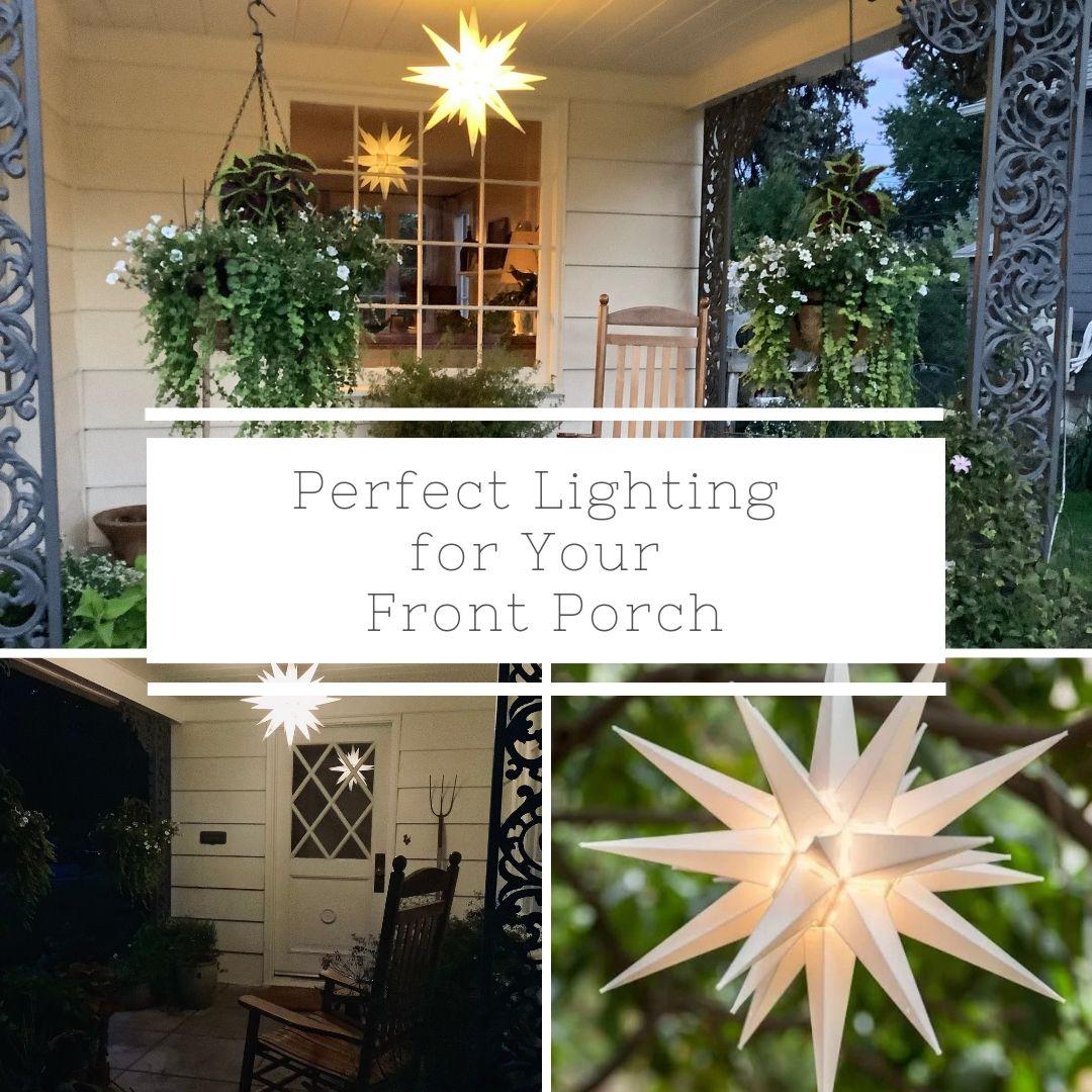 Unique Front Porch Lighting Whatsoeverish