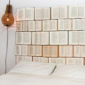 decorar libros cualquier cabecera de libro