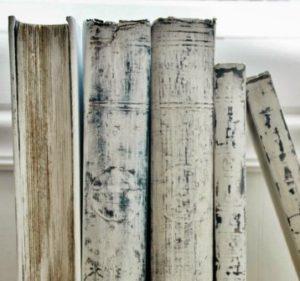 decorar libros cualquier chispa de tiempo libros pintados